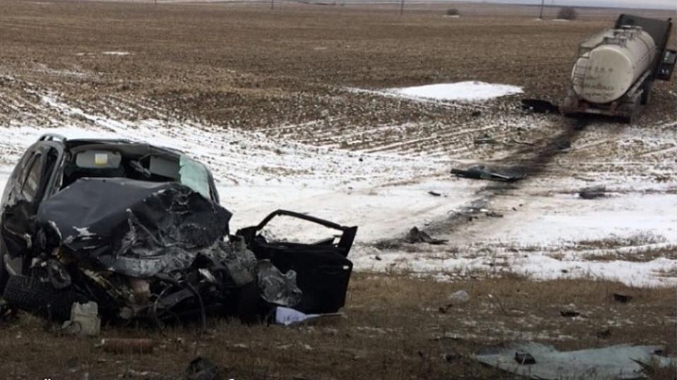 Каменск: Один человек умер, один пострадал вДТП натрассе Волгоград