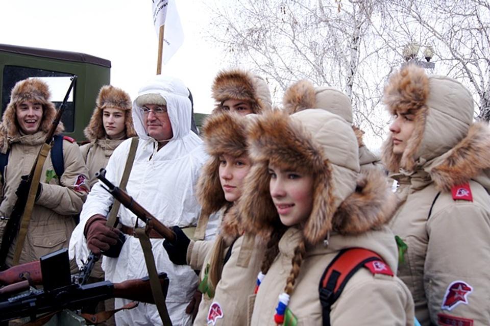 Волгоградцев приглашают на«Солдатский привал» 2февраля