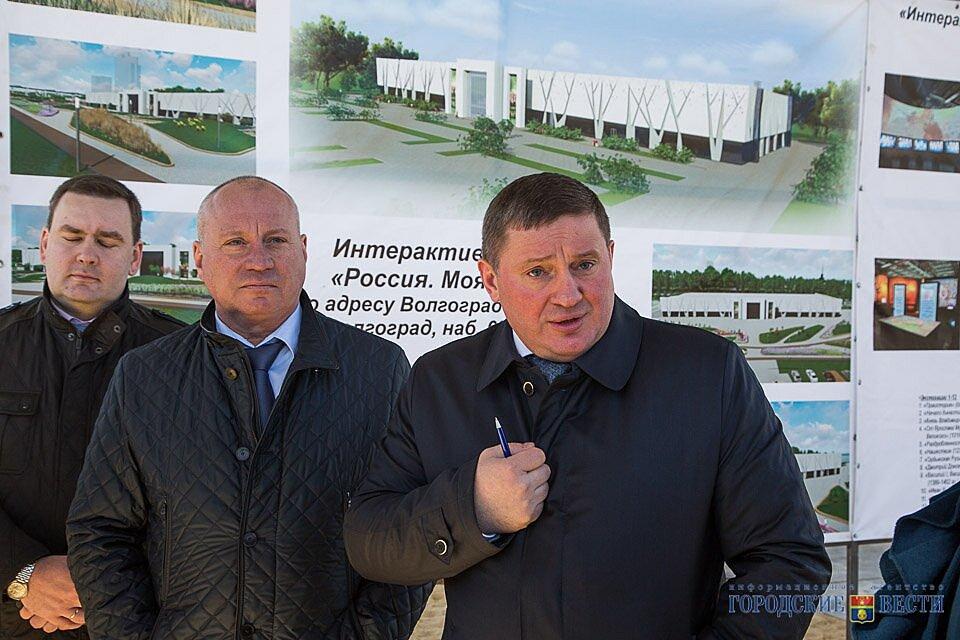 Впойме реки Царицы вВолгограде появится суперсовременный музей