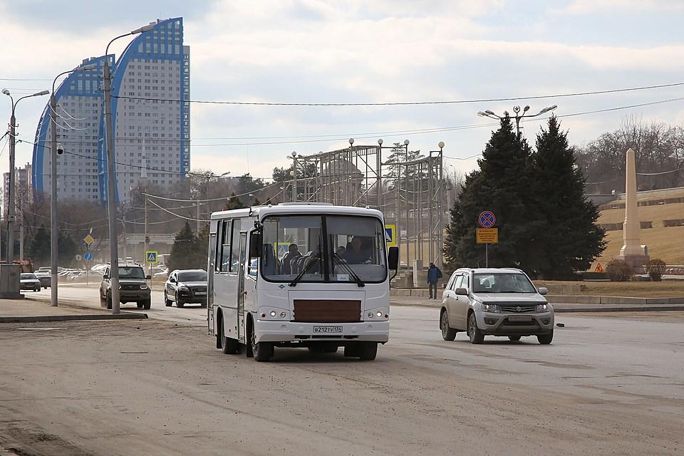Сапреля на6 дополнительных линий вВолгограде выйдут 72 новых автобуса