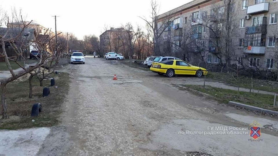 ВВолгограде ищут водителя, сбившего мужчину наулице Линейной