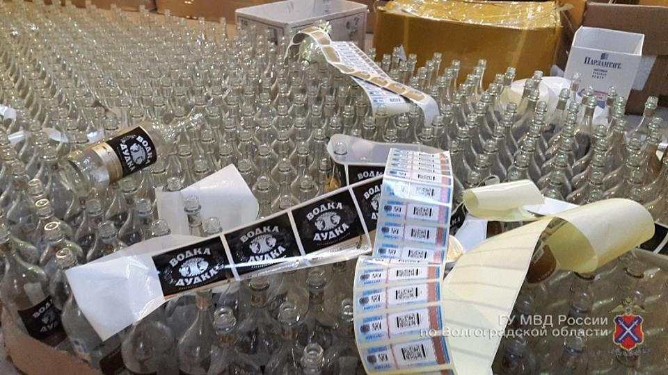 ВВолгограде под суд идут 20 разработчиков суррогатного алкоголя
