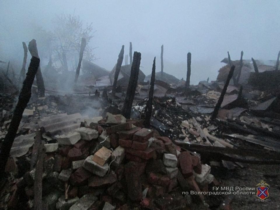ВВолгоградской области мужчина грозил  сжечь сарай заотказ его накормить