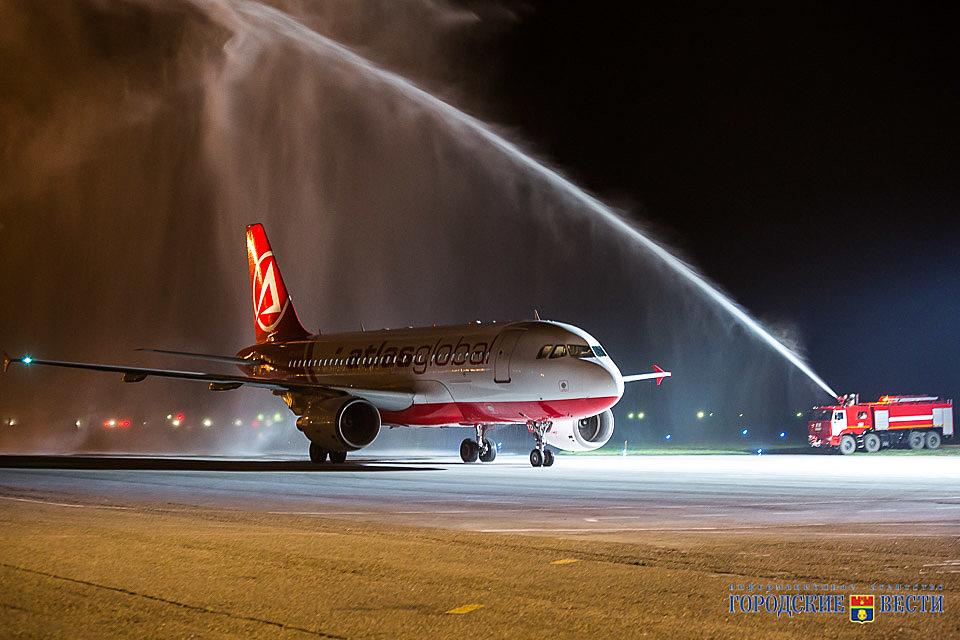 Открыты регулярные рейсы вСтамбул изВолгограда