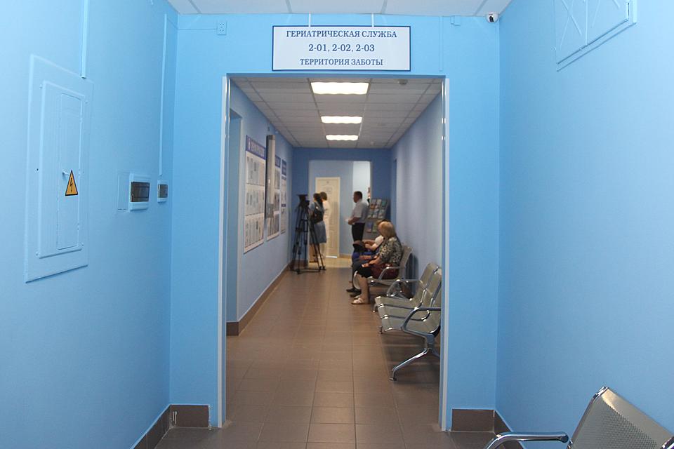 ВВолгоградской области обсудили реализацию федерального медицинского проекта «Территория заботы»