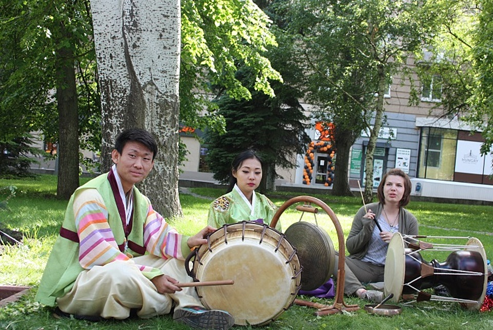 ВВолгограде организована Аллея национальных культур