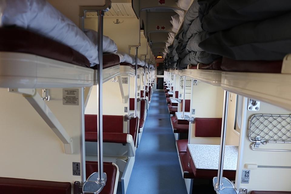 ВВолгограде впассажирских вагонах появится видеонаблюдение