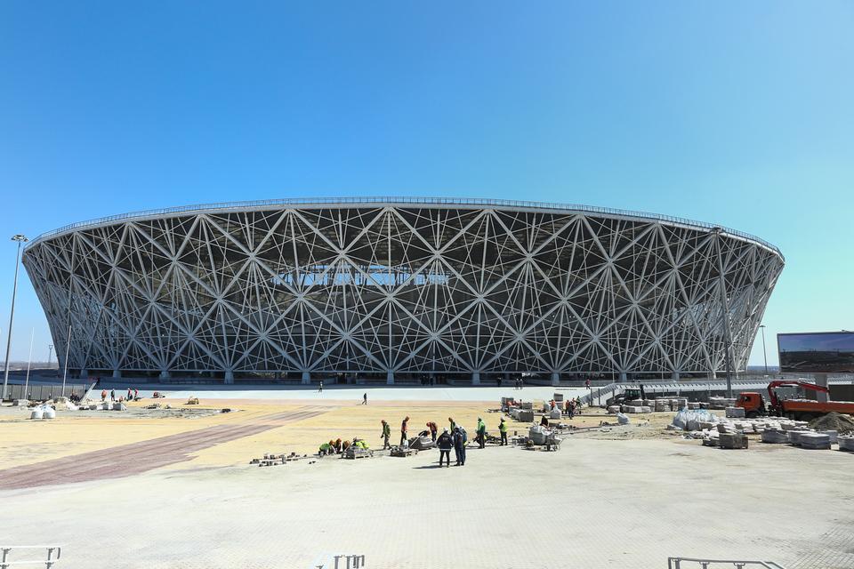Виталий Мутко: Волгоград завершает программу подготовки к ЧМ-2018