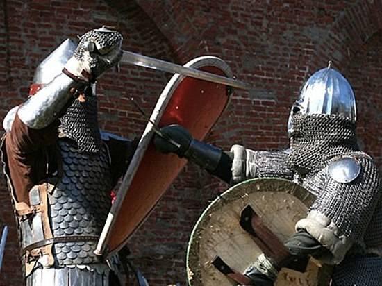 Впервый раз вВолгограде состоится турнир поисторическим средневековым боям
