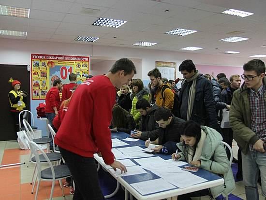 ВВолгоградской области стартовал всероссийский молодежный форум «Рубежи побед»