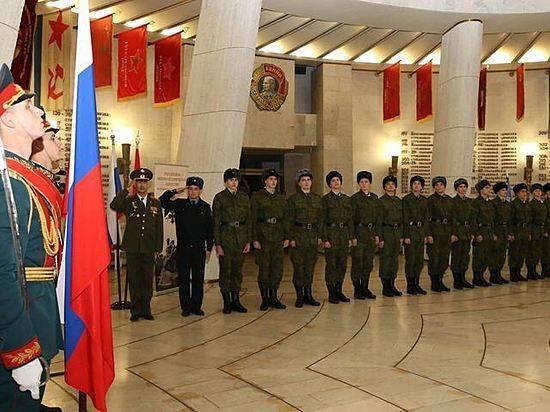 15 ульяновцев направились служить вПрезидентский полк