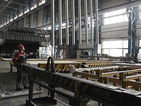 Индекс индустриального производства вВолгоградской области на2% опережает средний по Российской Федерации
