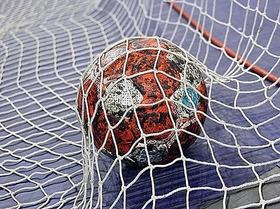 «СКИФ» победил «Каустик» вмужском чемпионате Российской Федерации погандболу
