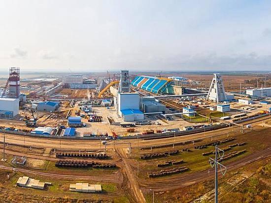 Минпромторг и«Еврохим» договорились осоздании калийного производства вВолгоградской области