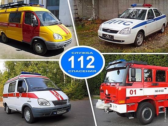 В 6-ти районах Волгоградской области подключает единую систему вызова «112»
