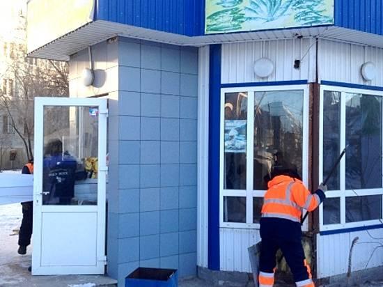 ВВолгограде вследующем году снесли 500 незаконных киосков