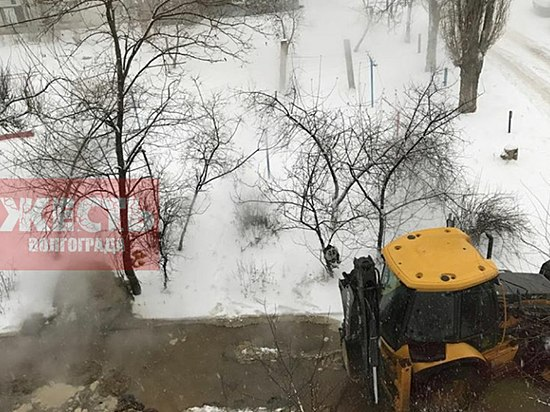 ВВолгограде без тепла остался пятиэтажный дом