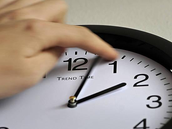 ВВолгограде вопрос обизменении часового пояса отложили на наступающий год