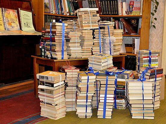 Волгоградцы собрали 60 тыс. книжек для отправки всельские библиотеки