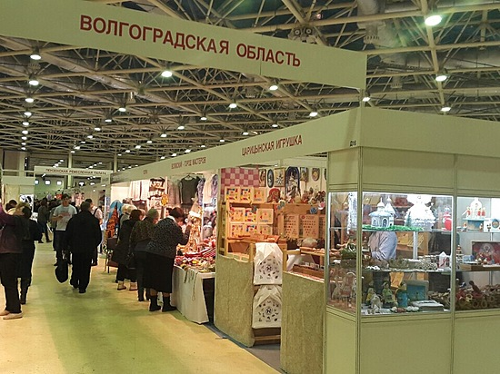 Ремесленные изделия Дагестана представлены навыставке «ЛАДЬЯ» в российской столице