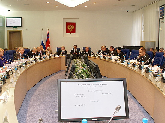 Станислав Коротков покинул кресло вице-спикера воблдуме ради бизнеса