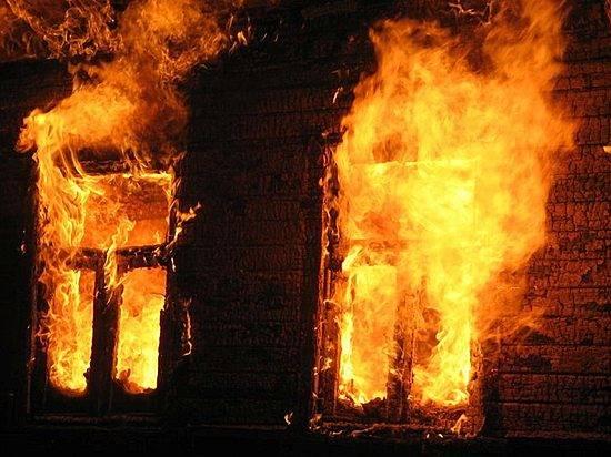 ВСтарополтавском районе впожаре погибла пенсионерка