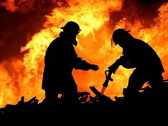 ВВолгоградской области засутки при пожарах погибло двое мужчин