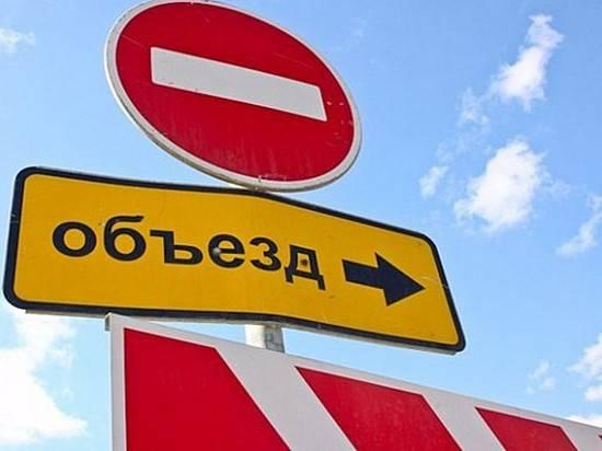 ВВолгограде закроют проезд поЕлецкой