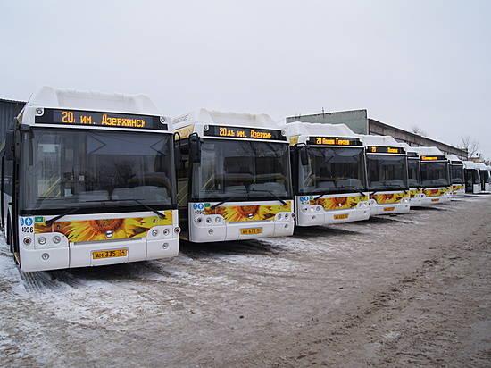 С26декабря вВолгограде запустят два новых автобусных маршрута