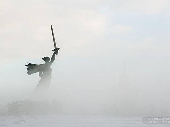 Туман, мокрый снег имороз ожидаются вВолгограде
