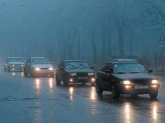 ВВолгограде ожидаются туман, мокрый снег игололед