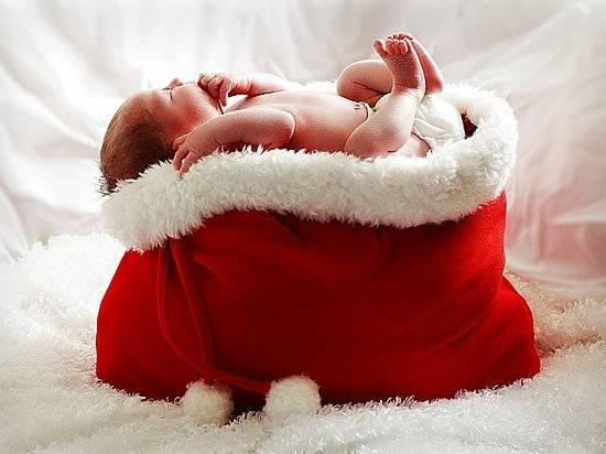 ВКраснодаре вновогоднюю ночь родились 16 детей