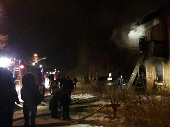 Трое жильцов погибли впожаре вВолгограде