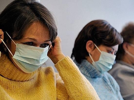 Эпидемия гриппа вВоронежской области пошла наспад