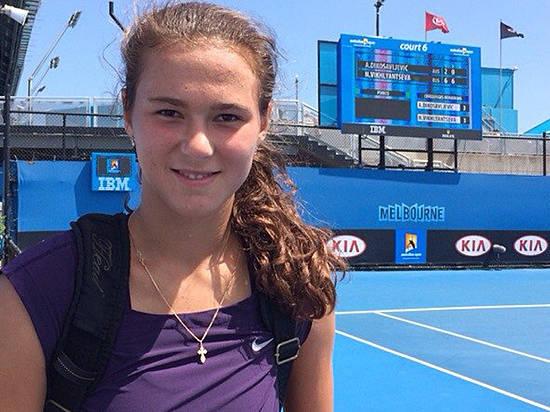 Australian Open: Волгоградская теннистистка Наталья Вихлянцева сыграет втурнире «Большого шлема»