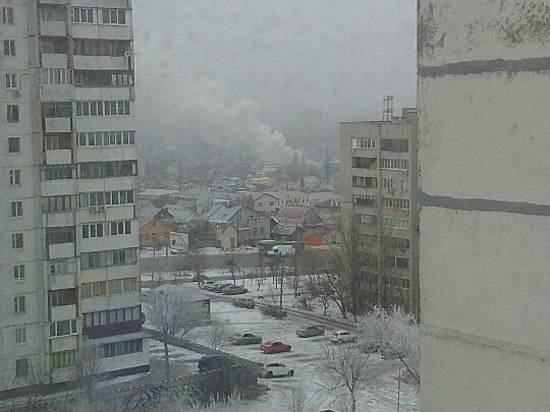 Cотрудники экстренных служб потушили пожар вволгоградском реабилитационном центре