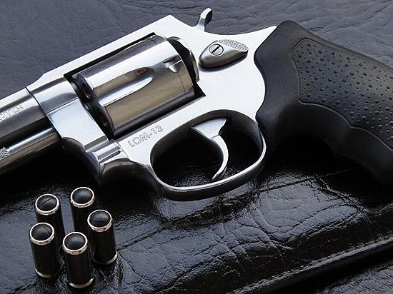 ВВолгоградской области схвачен похититель травматического револьвера