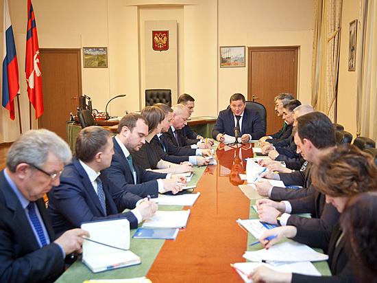 ВВолгоградской области утвердят список основных инвестпроектов