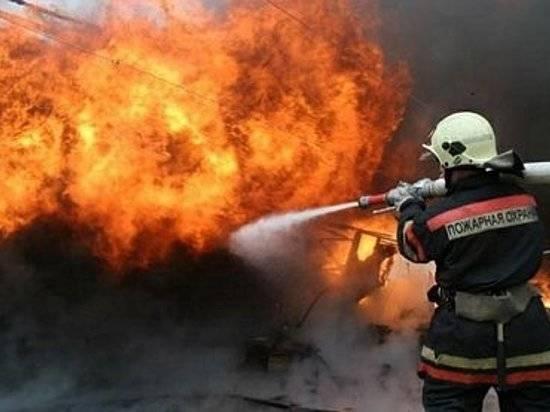 Мужчина умер вгорящей пятиэтажке вКраснооктябрьском районе Волгограда