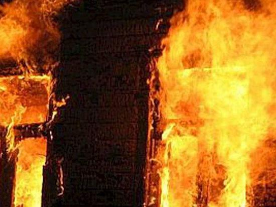 При пожаре вВолгоградской области пострадала двухлетняя девочка