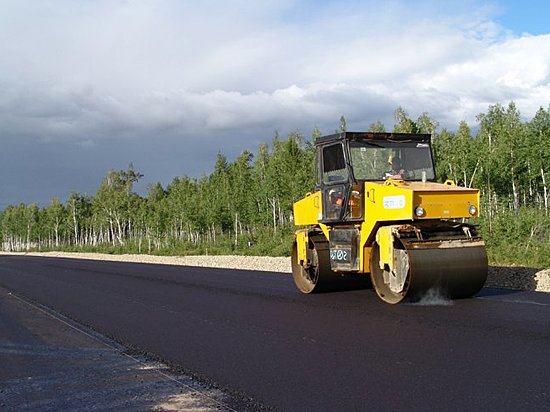 ВВолгоградской области починят 133км федеральных дорог в 2017г
