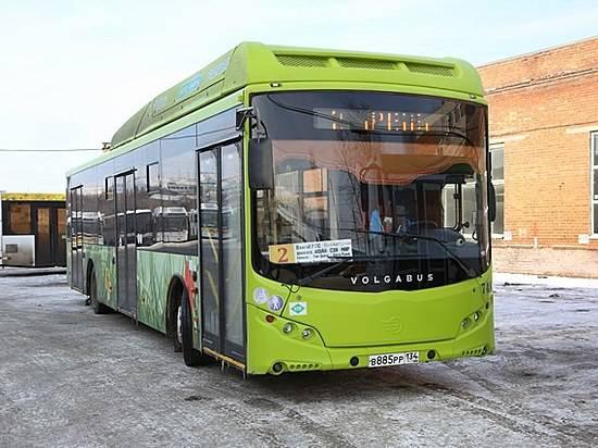 Новое расписание социального транспорта появится вВолгограде уже данной весной