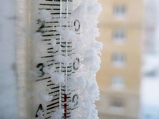 ВВолгоградской области морозы продлятся доконца января
