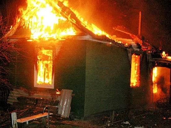Неведомая женщина сгорела живьем вдомовладении вВолгоградской области