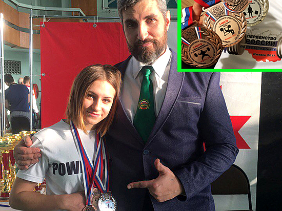 Зауральский спортсмен стал победителем главенства РФ