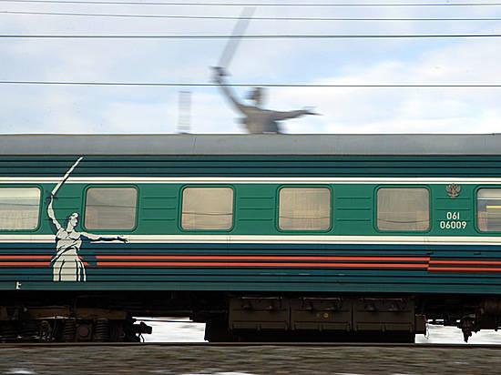 ИзВоронежа вВолгоград собираются запустит прямой поезд