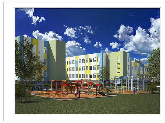 Новейшую школу на 1 000 мест построят вСоветском районе Волгограда