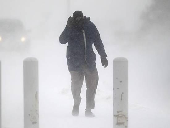 НаВолгоградскую область надвигается снегопад сметелями— МЧС