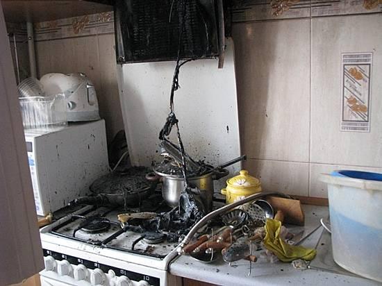 ВВолгоградской области газовая колонка стала предпосылкой взрыва вквартире