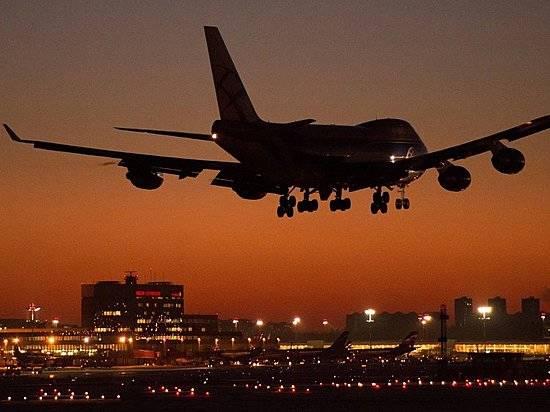 Самолёт из столицы сбольным ребёнком сел вВолгограде— Экстренная посадка